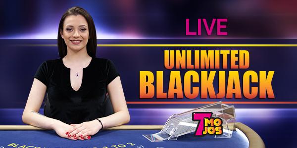 Unlimited Blackjack image