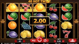 40 Hot Twist gallery image 5