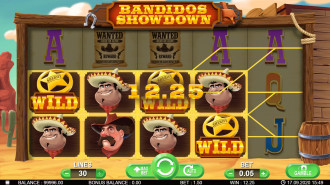 Bandidos Showdown gallery image 2