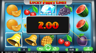 Lucky Fruit Lines gallery image 1