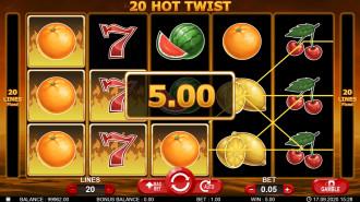 20 Hot Twist gallery image 1