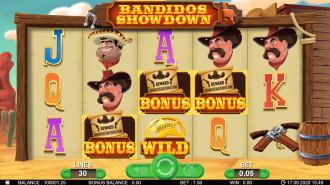 Bandidos Showdown gallery image 6