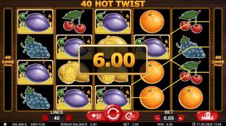 40 Hot Twist gallery image 6